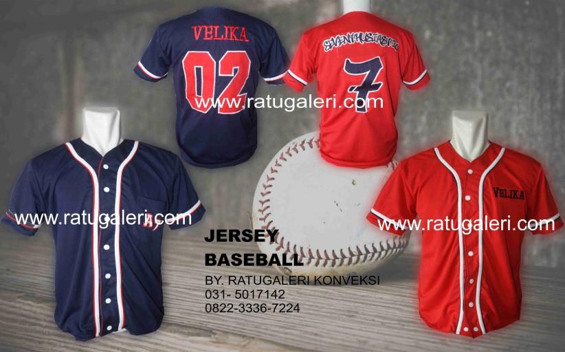 Contoh Desain Jersey Baseball  SEVENTHUSIASTIC
