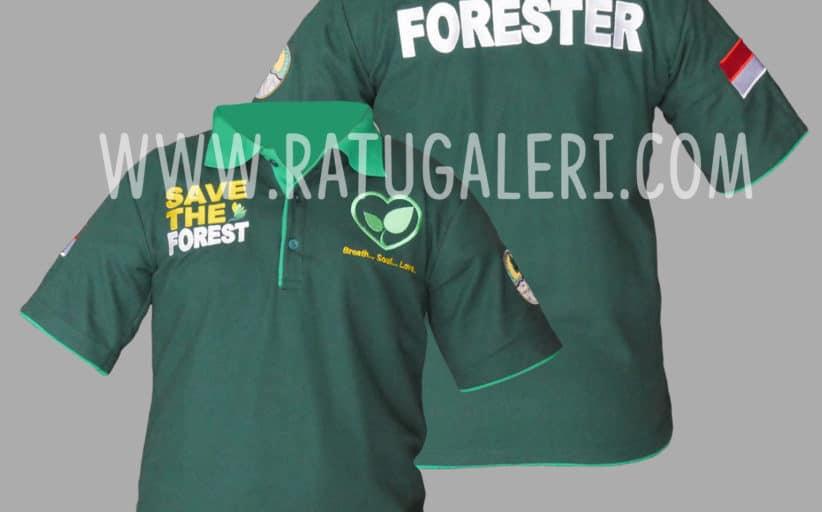 Hasil Produksi Dan Desain Poloshirt Lacoste Forester