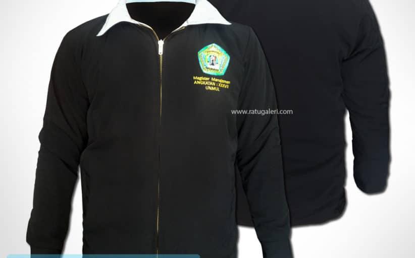 Hasil Produksi Dan Desain Jaket Hightwist Universitas Mulawarman