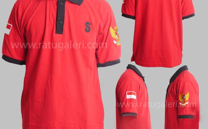 Hasil Produksi Dan Desain Poloshirt Lacoste KPS