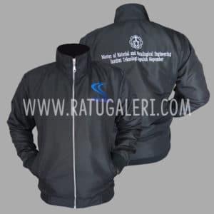 Hasil Produksi Jaket Master Of Material And Metallurgical Engineering ITS