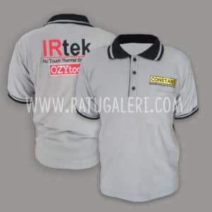 Hasil Produksi Dan Desain Poloshirt Lacoste IRTEK