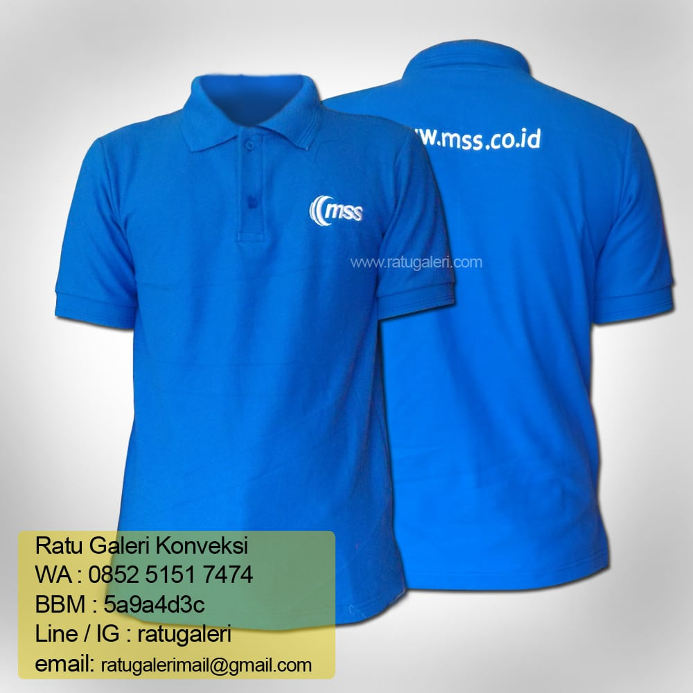 Poloshirt MSS