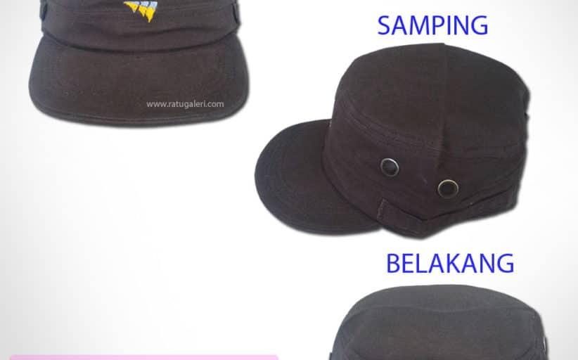 Hasil Produksi Dan Desain Topi Mandalika Gress