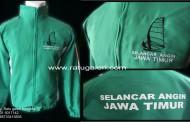Contoh Desain Konveksi Jaket Micro Surfing Jawa Timur