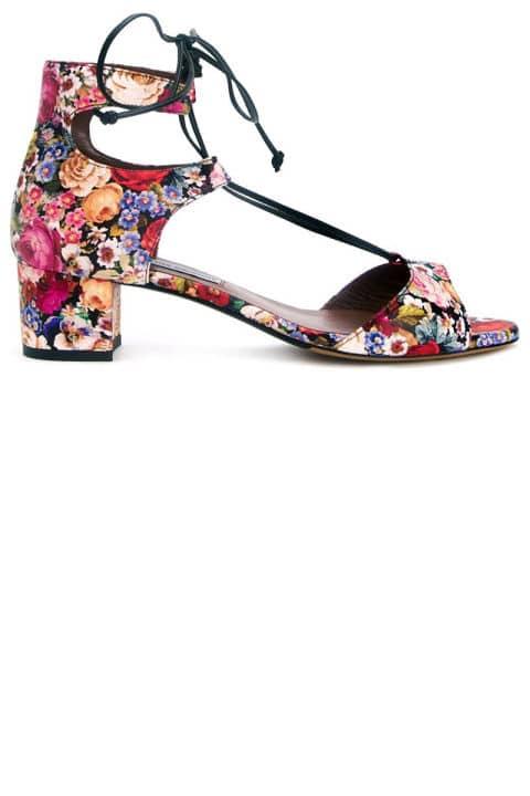 short stacked heels