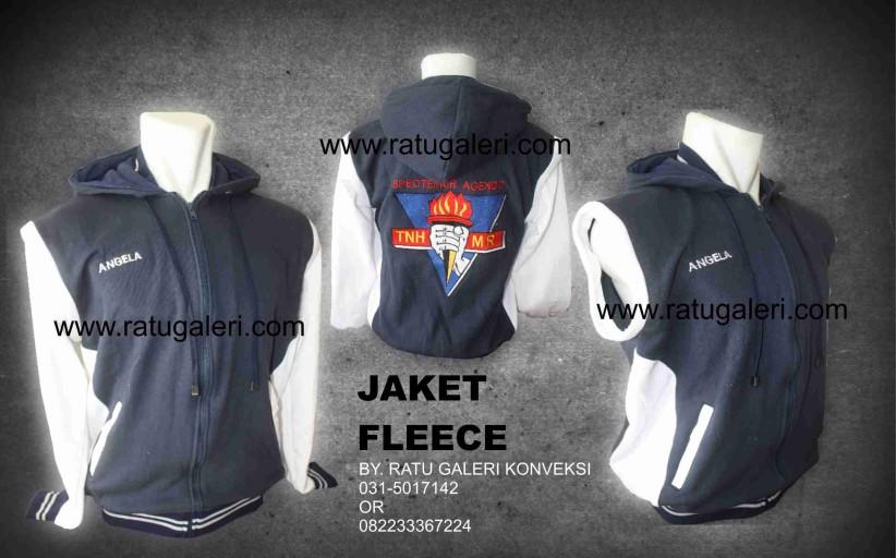 Contoh Desain Jaket Fleece Spectemur Agendo