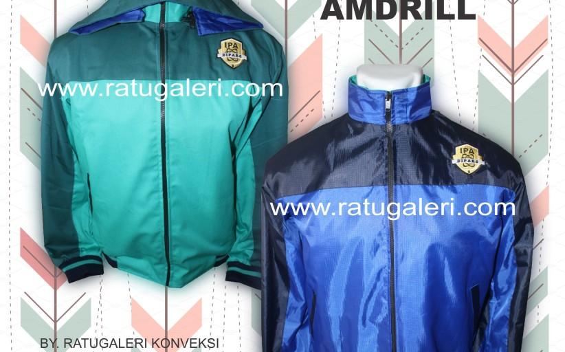 Contoh Desain jaket Amdrill IPA RIPARO