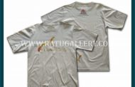 Hasil Produksi Kaos Oblong Mahakarya Indonesia Dengan Bahan Combed 30's