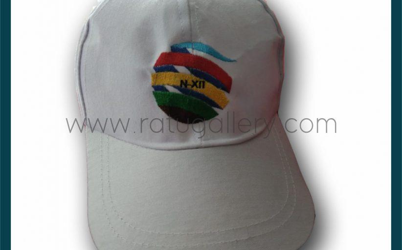Hasil Produksi Topi PTPN Dengan Bahan Drill.
