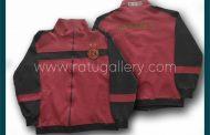 Hasil Produksi Jaket Tresna Muda FC Dengan Bahan Cotton Fleece
