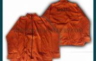Hasil Produksi Jaket Hamba Serve Dengan Bahan American Drill