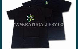 Hasil Produksi Kaos Oblong IJJO Tiada Henti Dengan Bahan Katun Combed 24's