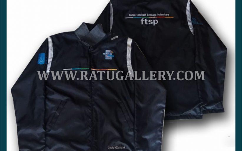 Hasil Produksi Jaket ftsp Dari ITS Dengan Bahan Parasut