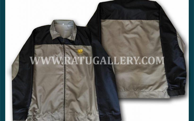 Hasil Produksi Jaket Terate Emas Dengan Bahan Despo