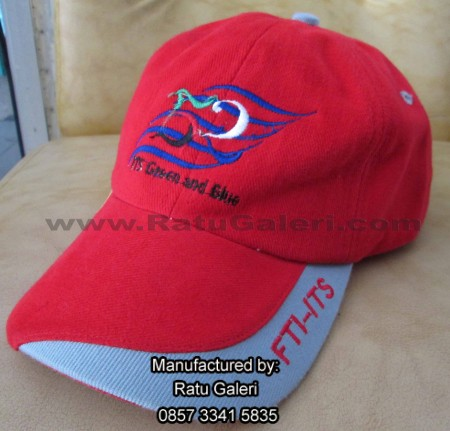 TOPI FTI-ITS RED