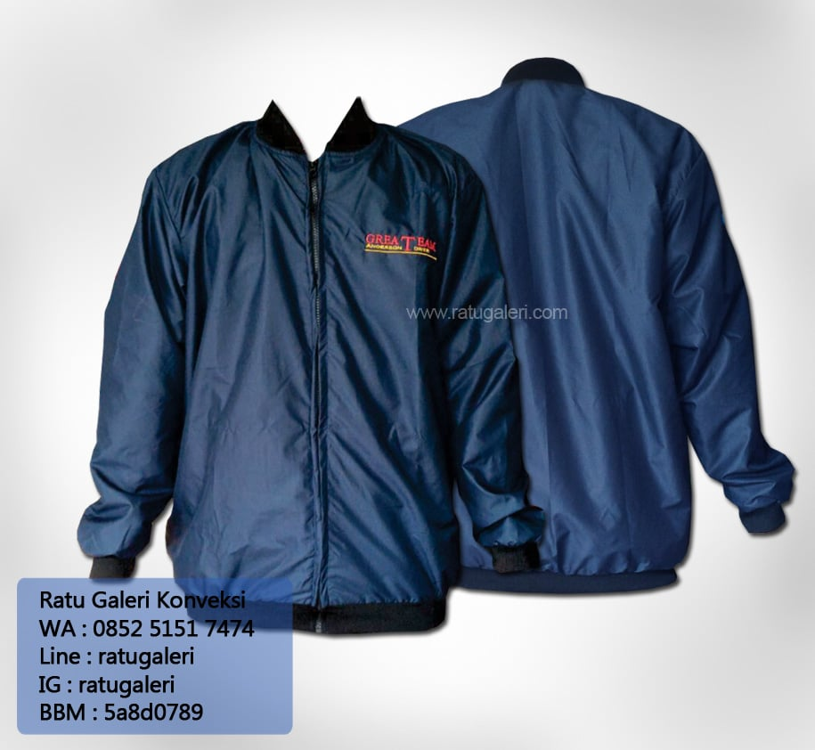 Jaket Great Team