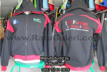 Jaket ITS Foreign Language Society