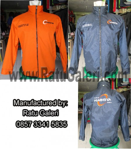 Jaket Nagoya Battery