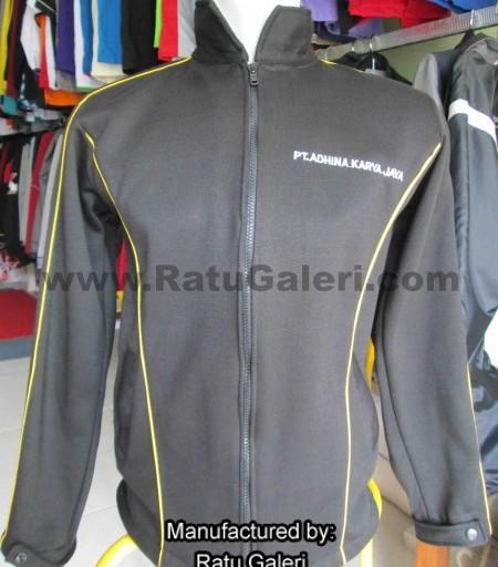 Jaket PT Adhina Karya Jaya (Bordir Komputer)