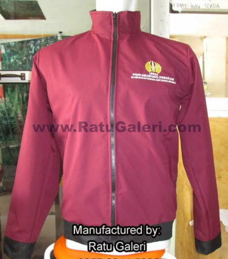 Jaket UNESA Post-Grade (Bordir Komputer)