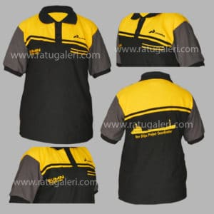 Hasil Produksi Poloshirt Pertamina
