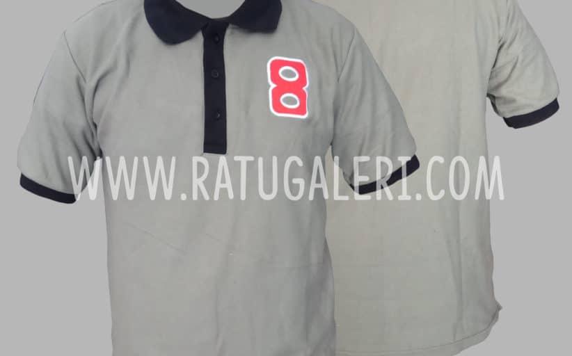 Hasil Produksi Dan Desain Poloshirt Lacoste Cotton VIP Bersatu Sukses Group