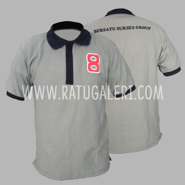 Hasil Produksi Poloshirt Lacoste Cotton VIP