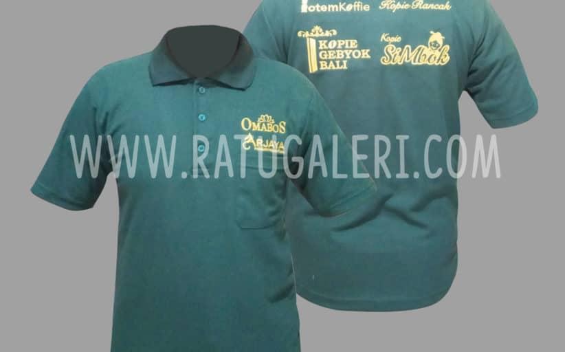 Hasil Produksi Dan Desain Poloshirt Lacoste Grade C Seragam Cafe