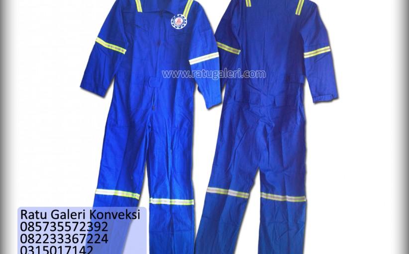 Hasil Produksi Dan Desain Wearpack Engineering Team Unione Drill, PT. Djarum Mas