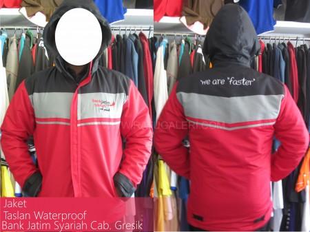 konveksi, jaket, surabaya, taslan, waterproof