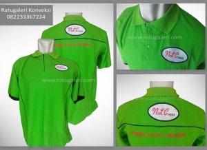 + insta NCL kaos hijau