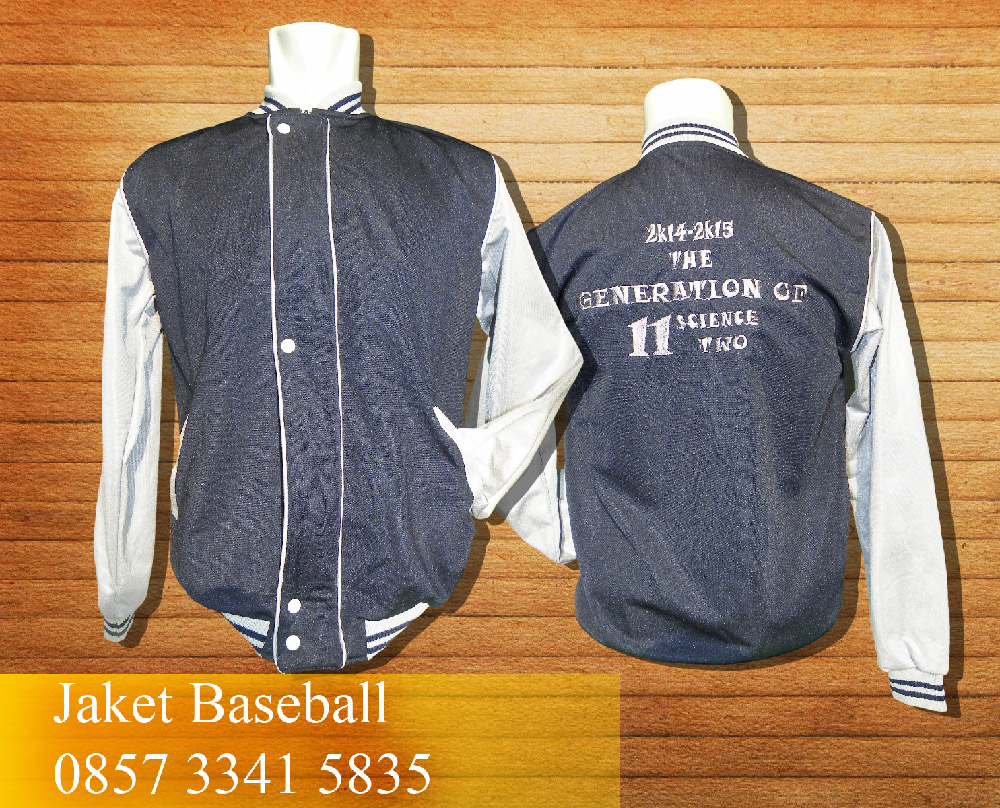 Jaket Generation Of Science Two