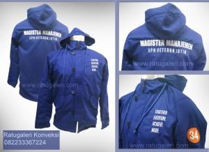 jaket biru magister