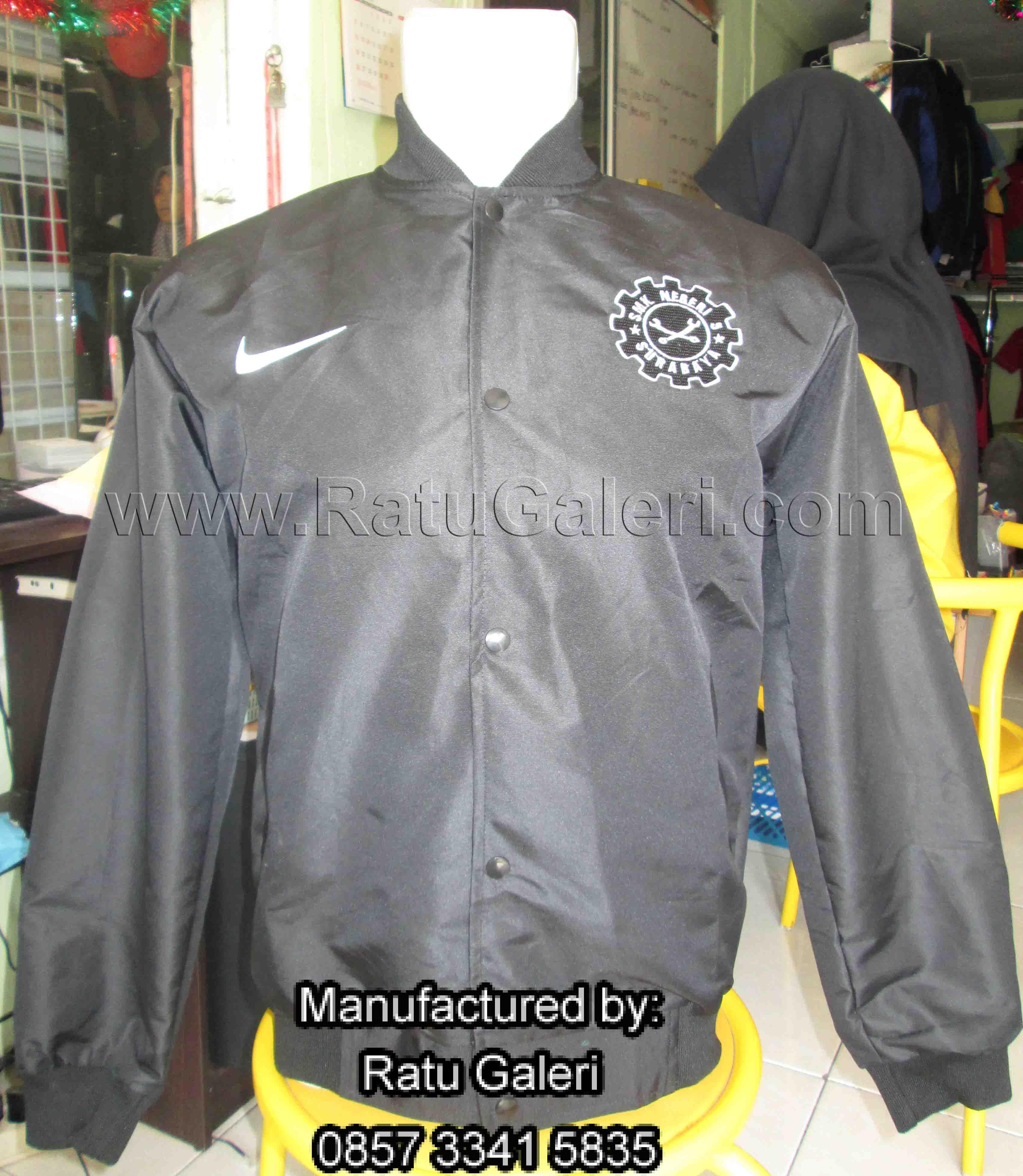 Jaket SMK Negeri 5 Surabaya (Bordir Komputer)