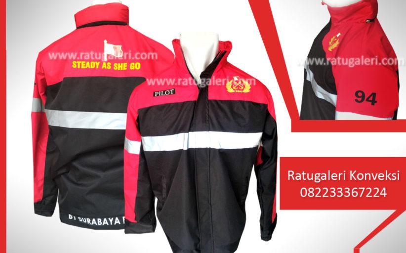 Hasil Produksi dan Desain Jaket Wearpack, Pilot.