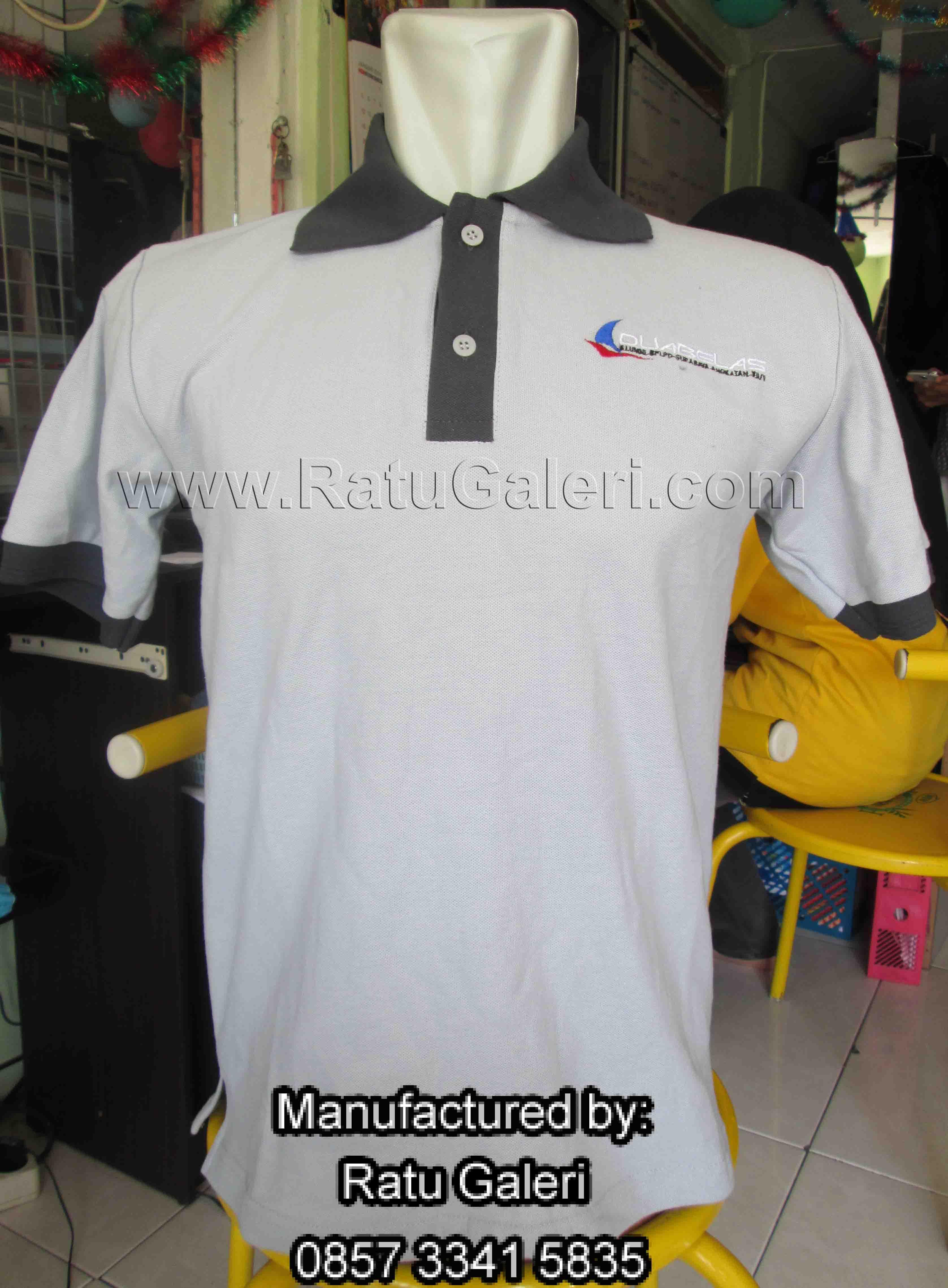 Polo Shirt Alumni BPIPD Surabaya (Bordir Komputer)