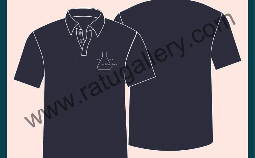 Hasil Produksi Polo Lacoste Cotton Laboratory