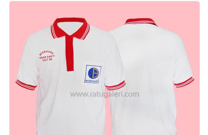 Hasil Produksi Dan Desain Poloshirt Lacoste Bhaskara